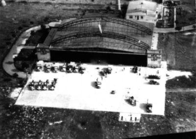 hangar zabytek
